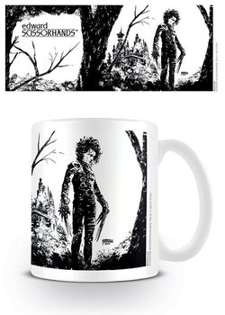 Edward Scissorhands - Black Ink mok