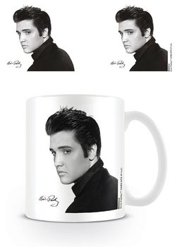 Elvis Presley - Portrait mok