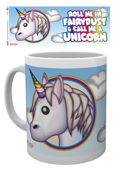 Emoji - Unicorn Fairy Dust mok