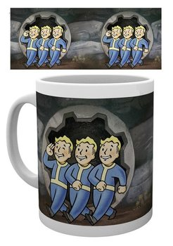 Fallout 76 - Vault Boys mok