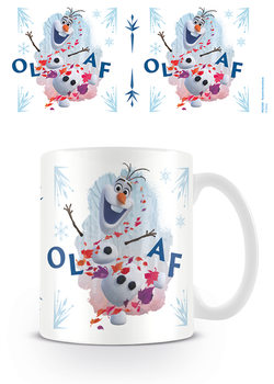 Frozen 2 - Olaf Jump mok