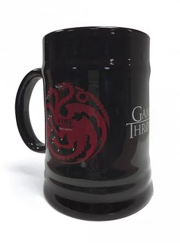 Game of Thrones - House Targaryen mok