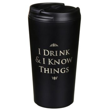 Game of Thrones - I Drink mok
