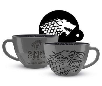 Game Of Thrones - Stark mok