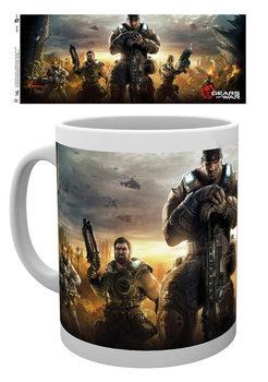 Gears Of War 4 - Keyart 3 mok