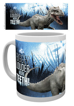 Jurassic World - Indominus Rex mok