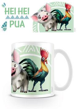 Moana - Hei Hei & Pua mok
