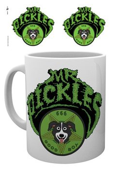 Mr. Pickles - Logo mok