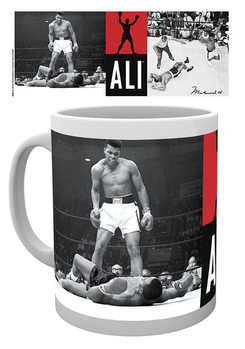 Muhammad Ali - Liston mok
