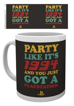 Playstation - Party mok