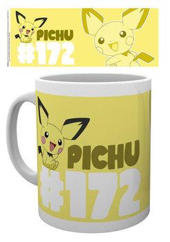 Pokemon - Pichu mok