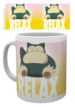 Pokemon - Snorlax mok