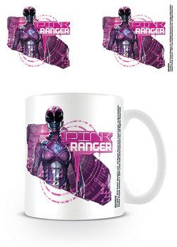 Power Rangers - Pink Ranger mok
