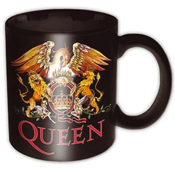Queen - Classic Crest mok