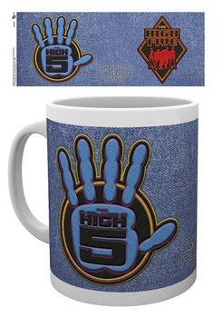 Ready Player One - The High Five Logo mok