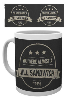 Resident Evil - Jill Sandwich mok
