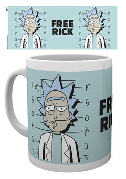 Rick And Morty - Free Rick mok