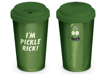 Rick and Morty - Pickle Rick mok