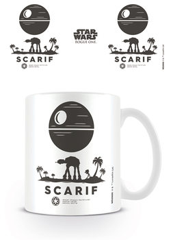 Rogue One: Star Wars Story - SCARIF Symbol mok