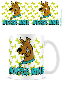 Scooby Doo - Roffee Rime mok