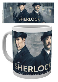 Sherlock - Bride mok