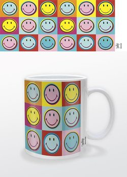 Smiley - Popart mok