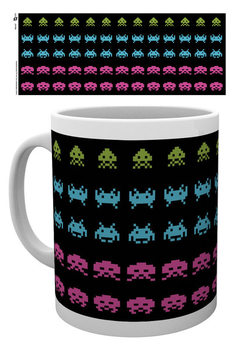 Space Invaders - Invader Wrap mok