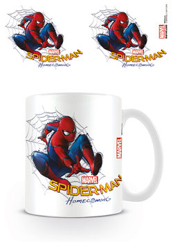 Spider-Man: Homecoming - Web mok