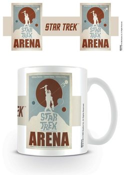 Star Trek - Arena  Ortiz mok