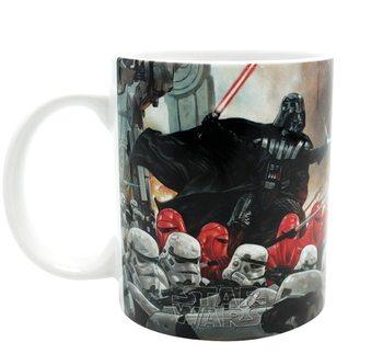 Star Wars - Empire Battle mok