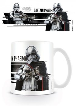 Star Wars Episode VII - Captain Phasma Character mok