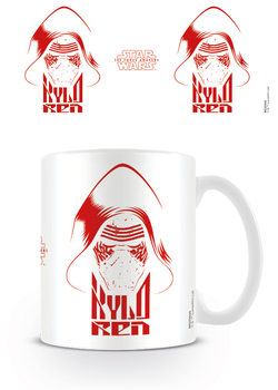 Star Wars Episode VII - Kylo Ren mok