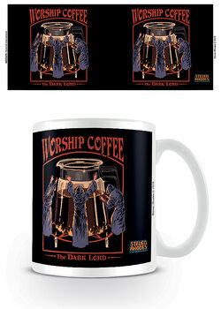 Steven Rhodes - Worship Coffee mok