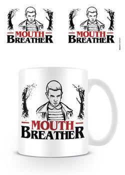 Stranger Things - Mouth Breather mok