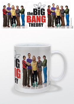 The Big Bang Theory - Group Portait mok