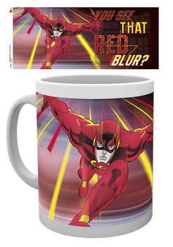 The Flash - Red Blur mok