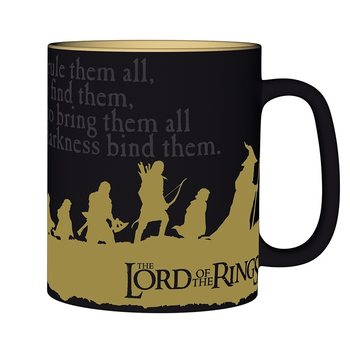 The Lord Of The Rings - Group mok
