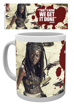 The Walking Dead - Michonne mok