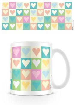 Valentijnsdag - Hearts mok