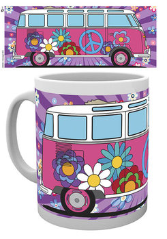 VW Camper - Hippy mok