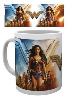 Wonder Woman - Group mok