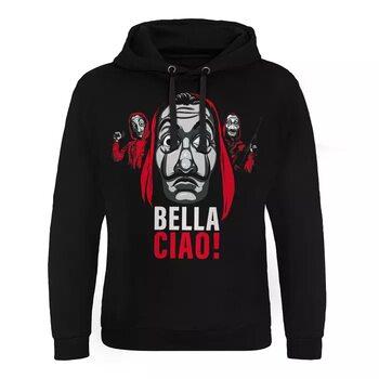 Sweat à capuche Money Heist - Bella Ciao!