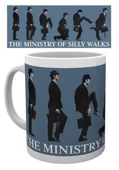 чаша Monty Python - Silly Walks (Bravado)
