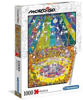 Puzzle Mordillo - Circus