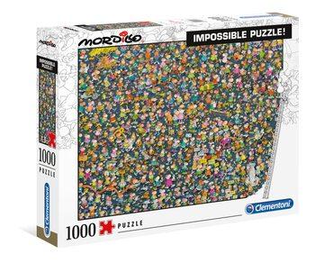 Puzzle Mordillo - Imposibble