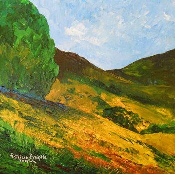 Morne La Selle, 2015 Festmény reprodukció