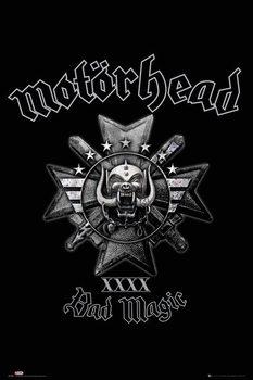 Αφίσα  Motorhead - Bad Magic