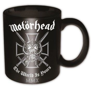чаша Motorhead - Iron Cross