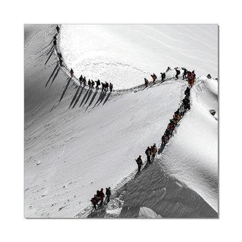Mountains - Mountain Hike Schilderij