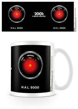 2001: A Space Odyssey - HAL muggar